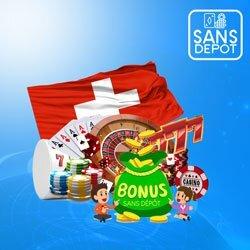 Bonus sans dépôt en Suisse